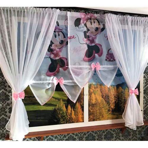 Cukierkowa Myszka  Minnie - dekoracja dla dziewczynki