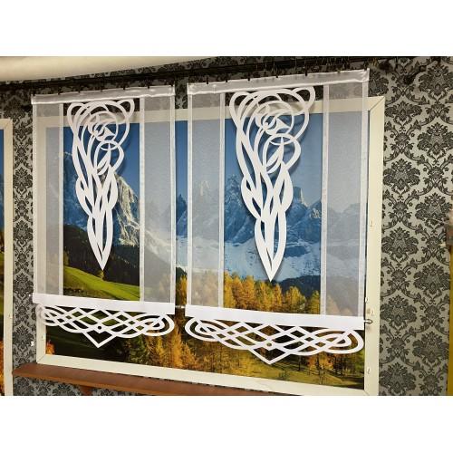 Panele, ekrany Ażurowe, piękne, stylowe i nowoczesne.